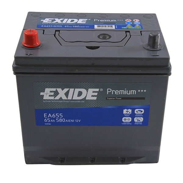 Exide Premium Battery 014 4 Year Guarantee