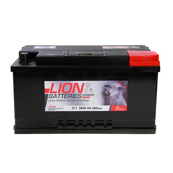 BRAND NEW LION 019 100 AH 800 CCA CAR BATTERY 3 YEARS WARRANTY