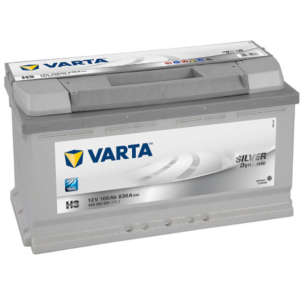 Varta Silver 019 Car Battery - 5 Year Guarantee