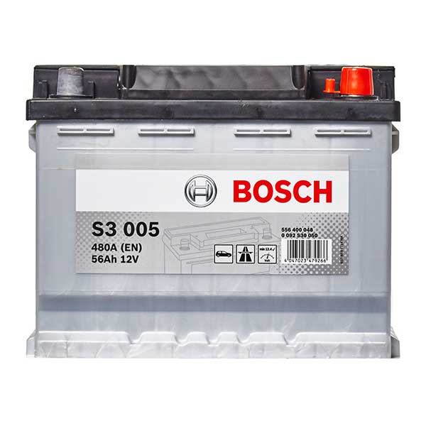 Bosch S3 S3 Battery 027 3 Year Guarantee