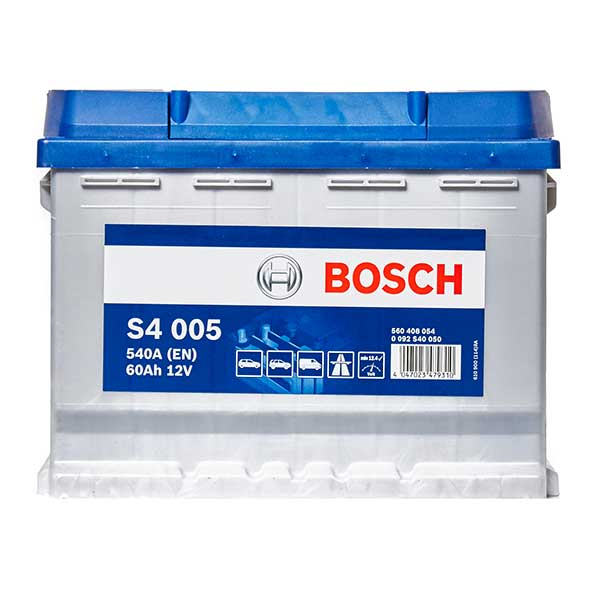Bosch S4 Battery 027 4 Year Guarantee