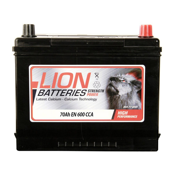 Lion Battery 030 3 Year Guarantee
