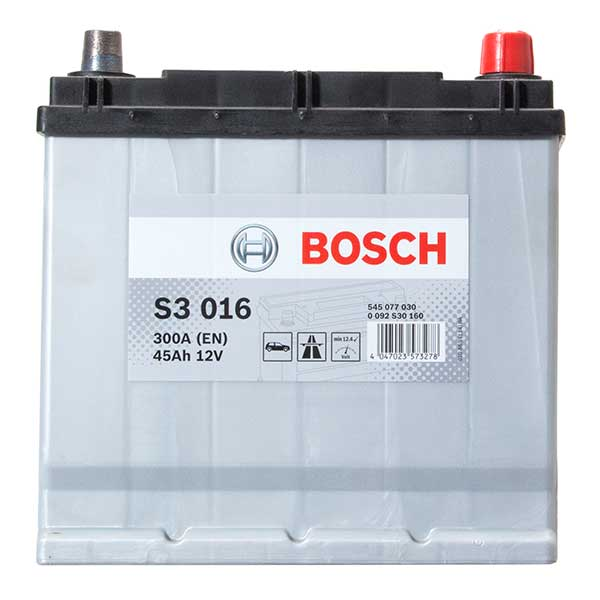 Bosch S3 Battery 048 3 Year Guarantee