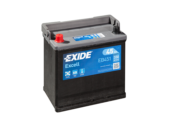 Exide Excel 049 Car Battery - 3 Year Guarantee