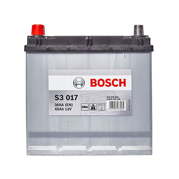 Bosch S3 Car Battery 049 3 Year Guarantee