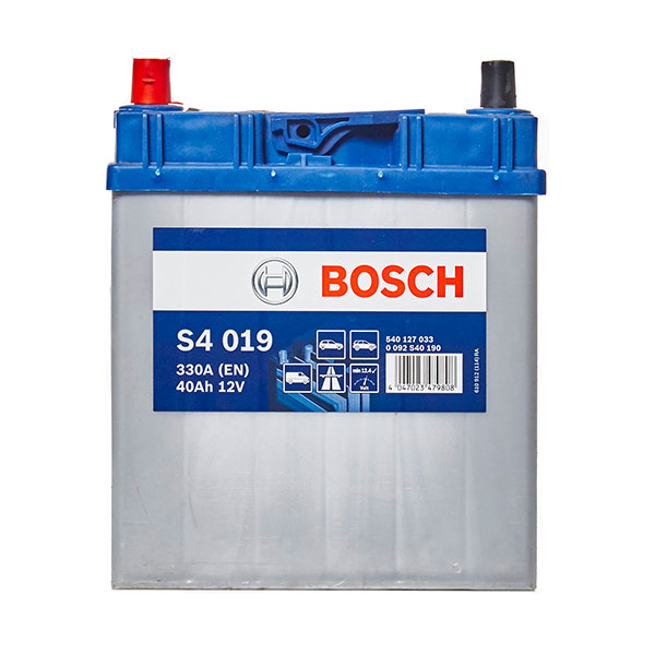 Bosch S4 Car Battery 055 4 Year Guarantee