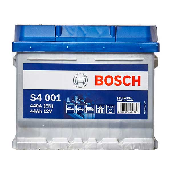 Bosch S4 S4 Battery 063 4 Year Guarantee Euro Car Parts
