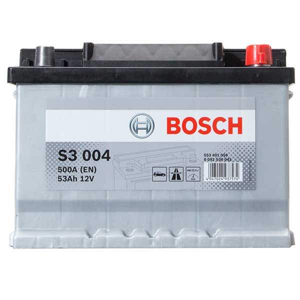 Bosch S3 Car Battery 065 3 Year Guarantee