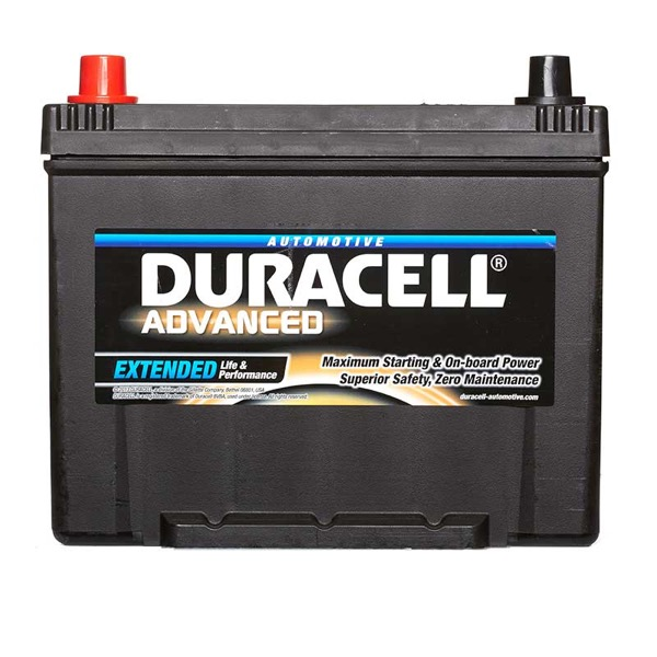 Duracell DA70L Advanced Car Battery Type 069 - 5 Year Guarantee