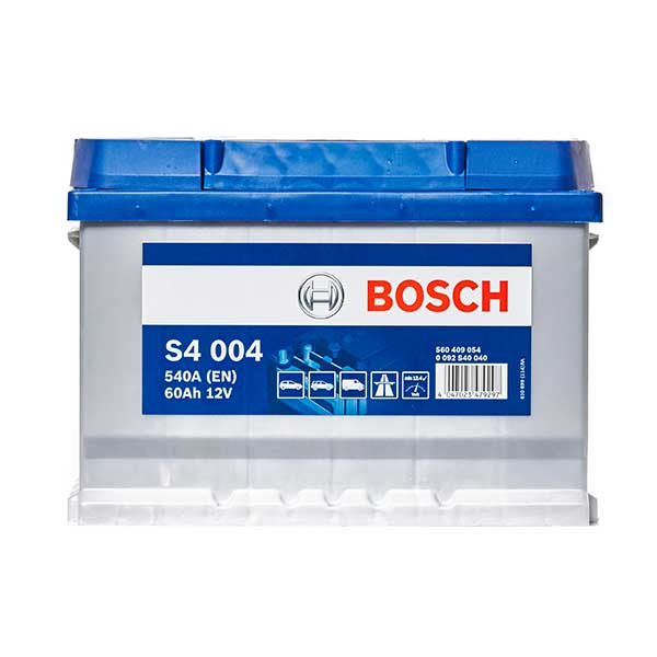 Bosch S4 Car Battery 075 4 Year Guarantee
