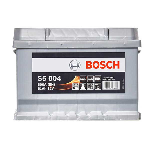 Bosch S5 Car Battery 075 5 Year Guarantee