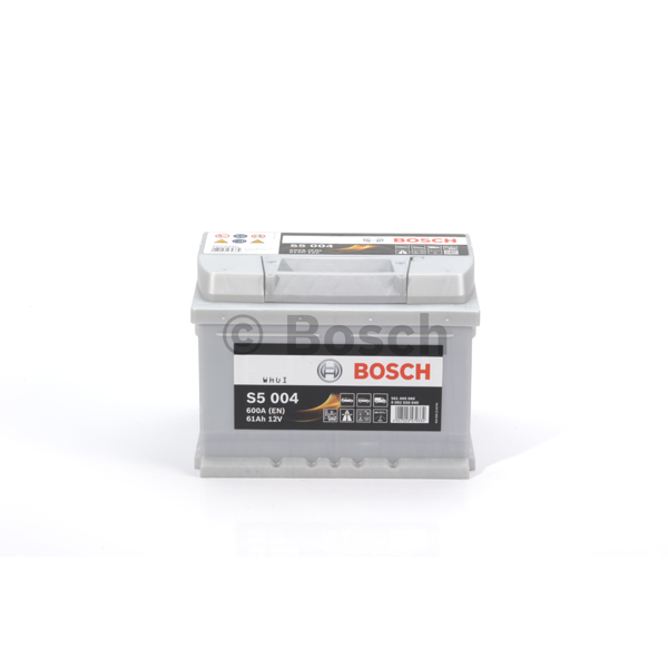 Bosch S5 Battery 075 5 Year Guarantee