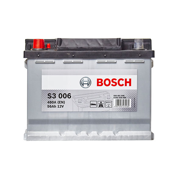 Bosch S3 Battery 078 3 Year Guarantee