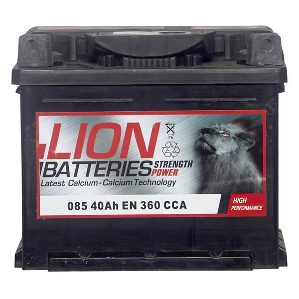 Lion Car Battery - 085 - 3 Year Guarantee
