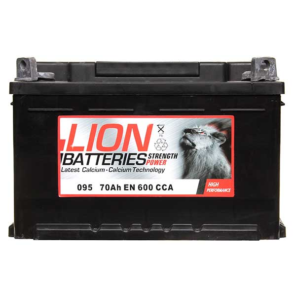 Lion 095 Battery - 3 Year Guarantee
