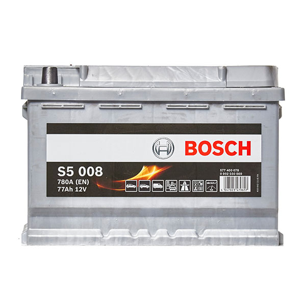 Bosch S5 Car Battery 096 5 Year Guarantee