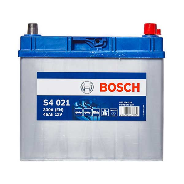 Bosch S4 Battery 158 4 Year Guarantee