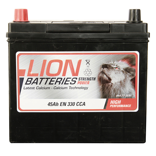 Lion Battery(159 Car Battery - 3 Year Guarantee)