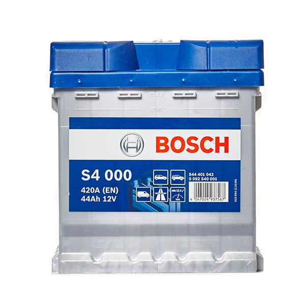 Bosch S4 Battery(Car Battery 202 4 Year Guarantee)