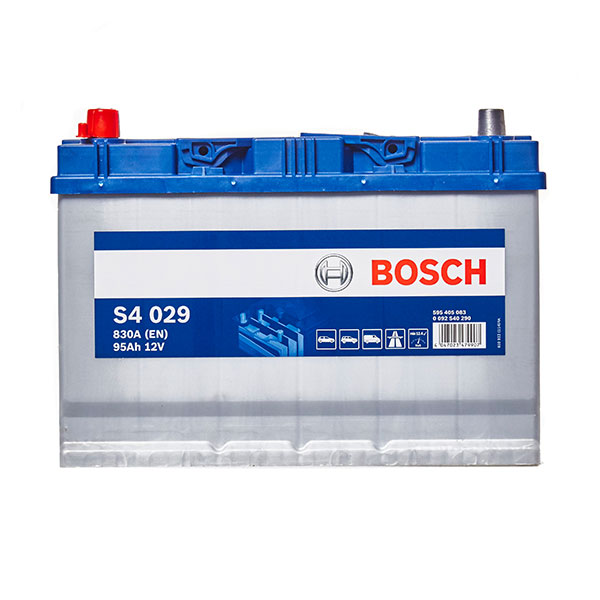 Bosch S4 Battery 334 4 Year Guarantee