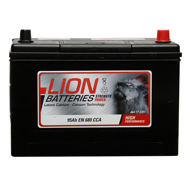 Lion 335 Battery - 3 Year Guarantee