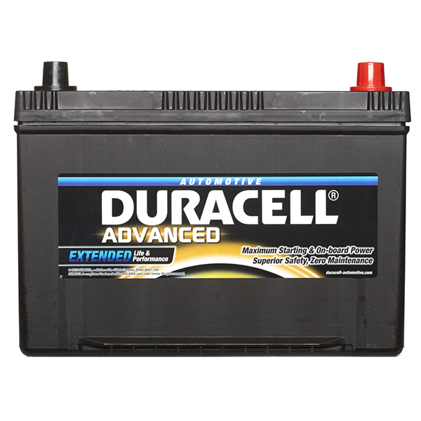 Duracell DA95 Advanced Car Battery Type 335 - 5 Year Guarantee