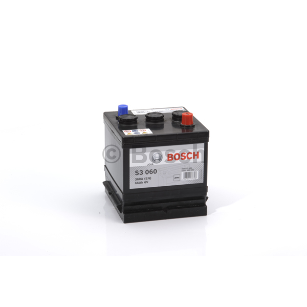Bosch S3 Car Battery 421 6 Volt Battery - 3 Year Guarantee