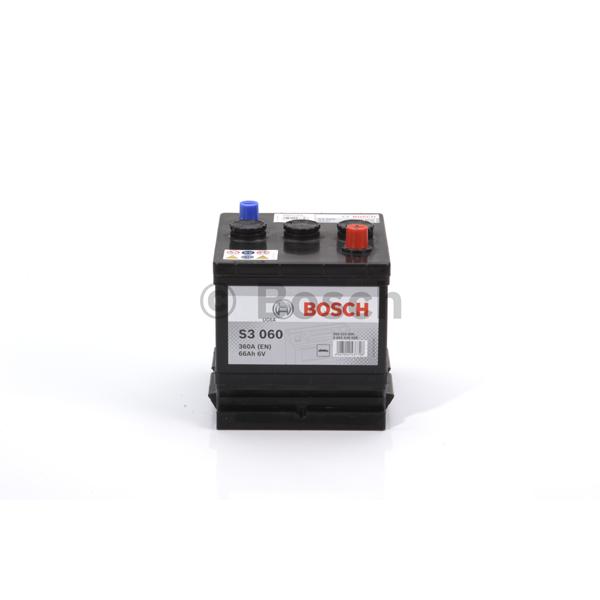 Bosch S3 Car Battery 421 6 Volt Battery - 3 Year Guarantee