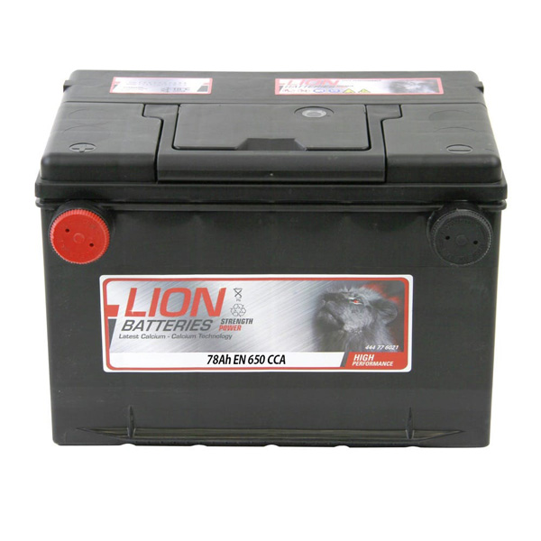 Lion Car Battery Side Terminal Fitting With 3 Year Guarantee