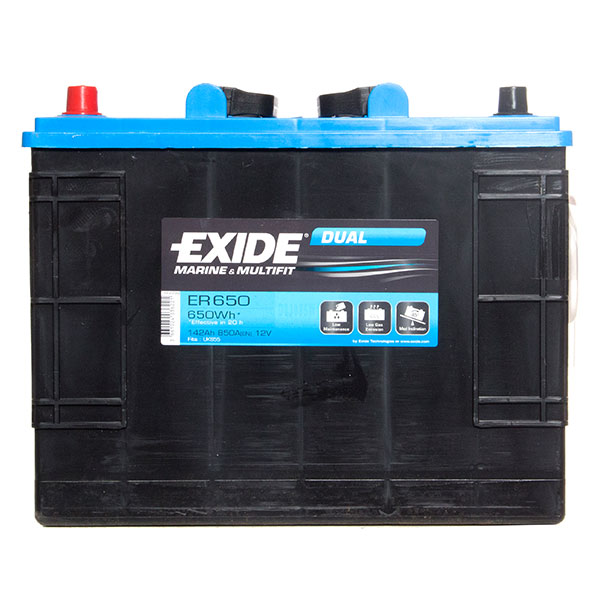 Exide Leisure Battery - 142ah