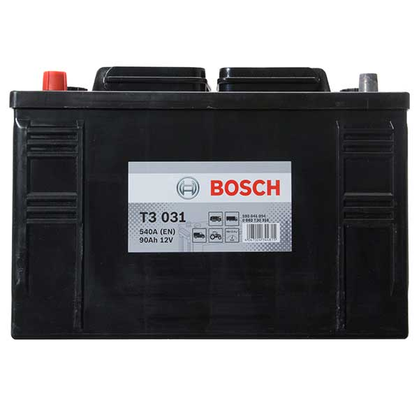Bosch Commercial Battery 644 - 2 Year Guarantee