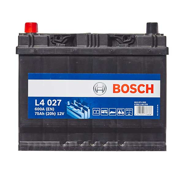 Bosch Leisure Battery Type 677 - 75ah