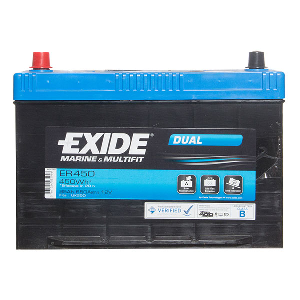 Exide Leisure Battery (695) 95ah