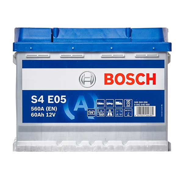 EFB 027 Car Battery - 3 year guarantee