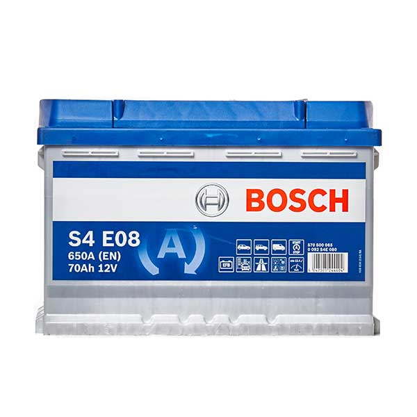 Bosch EFB 096 Car Battery - 3 year Guarantee