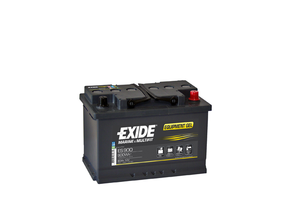 exide gel battery g80 2 year guarantee euro car parts. Black Bedroom Furniture Sets. Home Design Ideas