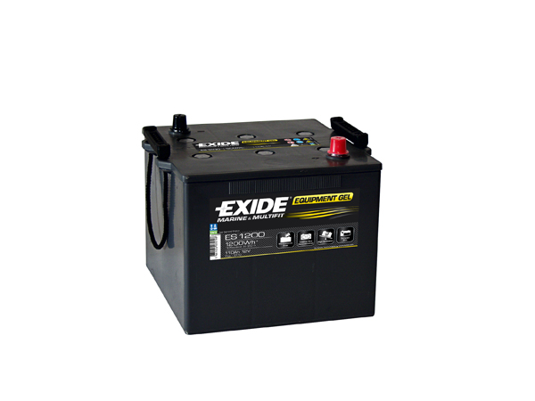 exide gel battery g110 2 year guarantee euro car parts. Black Bedroom Furniture Sets. Home Design Ideas