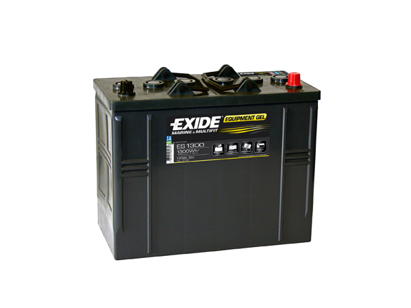exide gel battery g120s 2 year guarantee euro car parts. Black Bedroom Furniture Sets. Home Design Ideas