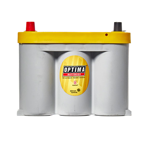 Bosch Yellow Top Performance Battery - YTS2.1