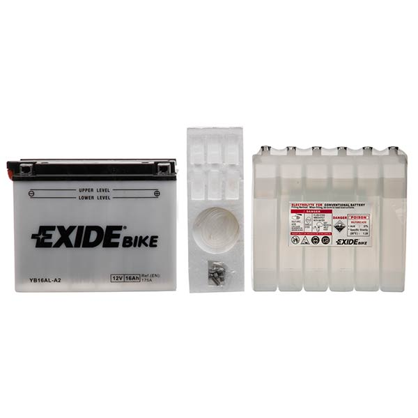 Exide EB16AL-A2 Motorcycle Battery