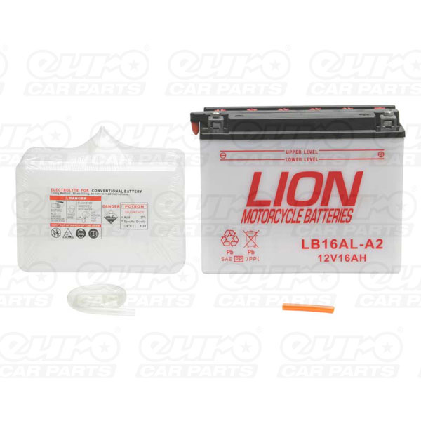 Lion Motor Cycle Battery (LB16AL-A2)