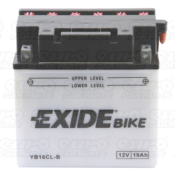 Exide EB16CL-B Motorcycle Battery