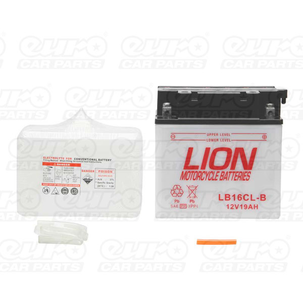 Lion Motor Cycle Battery (LB16CL-B)