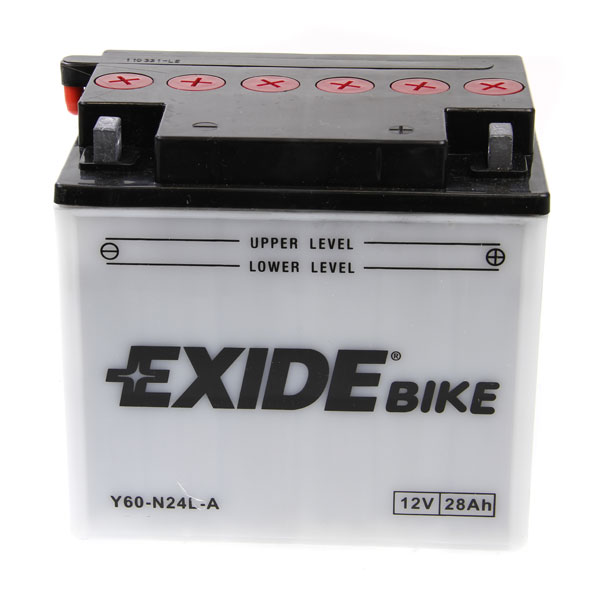Exide Y60-N24L-A Motorcycle Battery