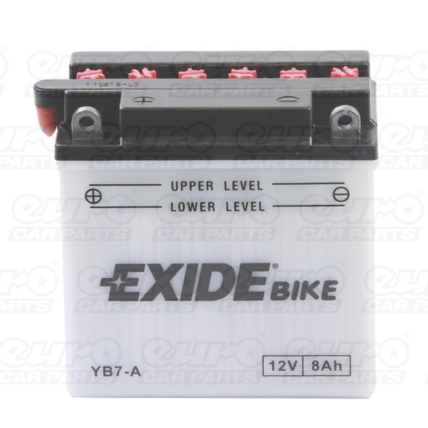 Exide Motor Cycle Battery (YB7-A)
