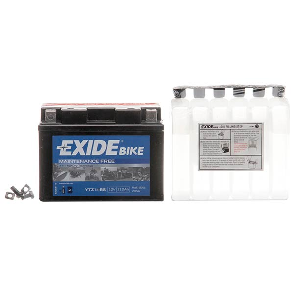 Exide Motorcycle Battery YTZ14-BS