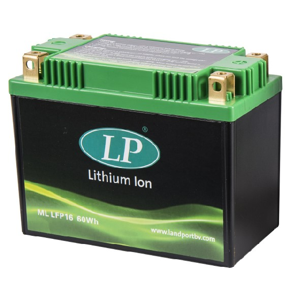 Lithium Motorcycle Battery (77.91 Wh - 1.1Kg)