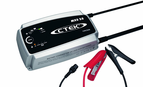 CTEK MXS25 Heavy Duty Smart Charger & Conditioner