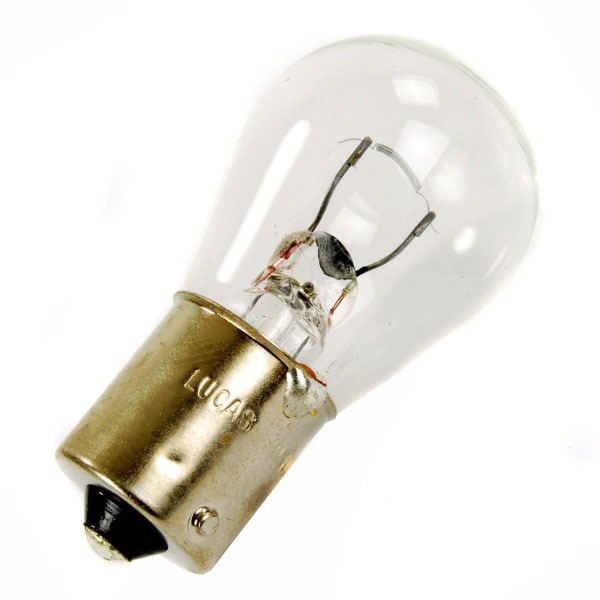 Lucas 382 Single Filament Bulb - 12v 21w