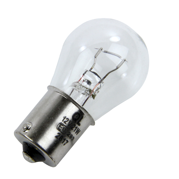 Neolux 382 Single Filament Bulb - 12v 21w